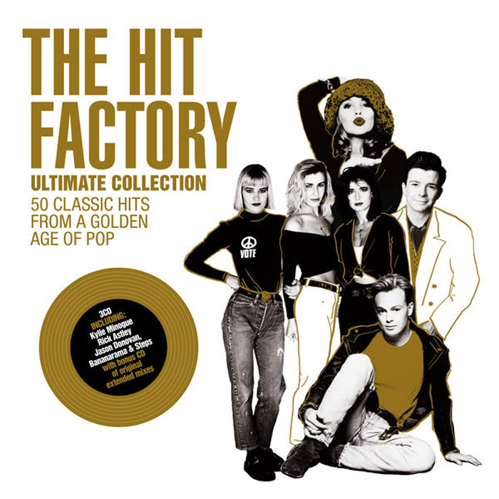 The Hit Factory (Ultimate Collection) [2017]