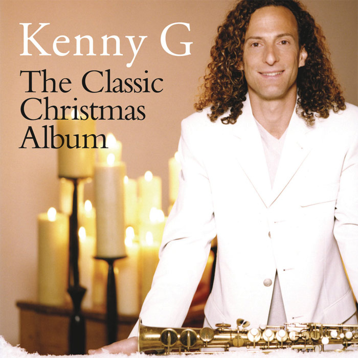 Kenny G - The Classic Christmas Album [2012]