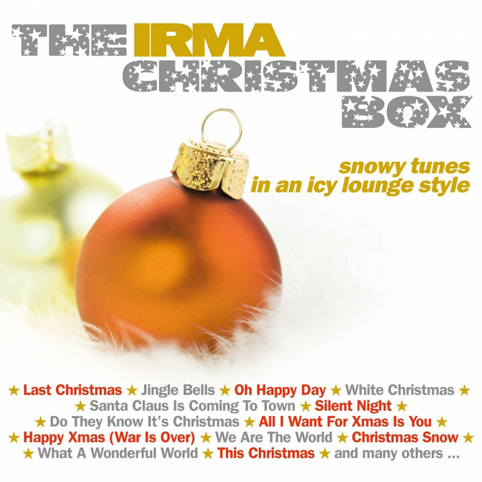 The Irma Christmas Box (Snowy Tunes In An Icy Lounge Style) [2010]