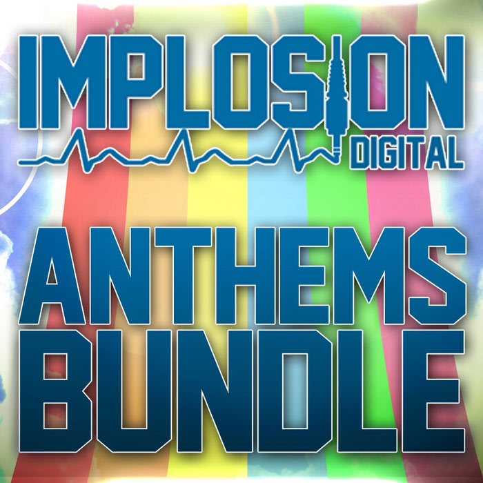 Implosion Anthems (Vol. 01) [2011]