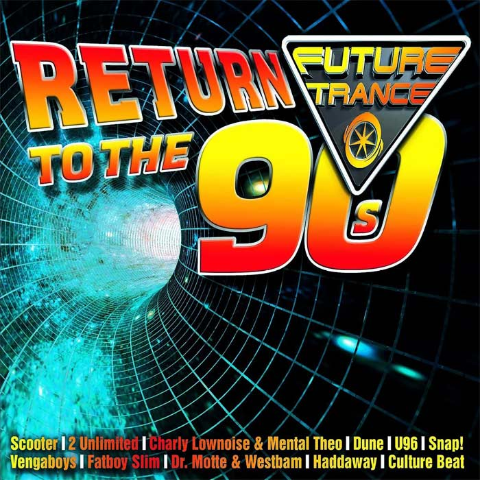 Future Trance (Return To The 90s) [2016]