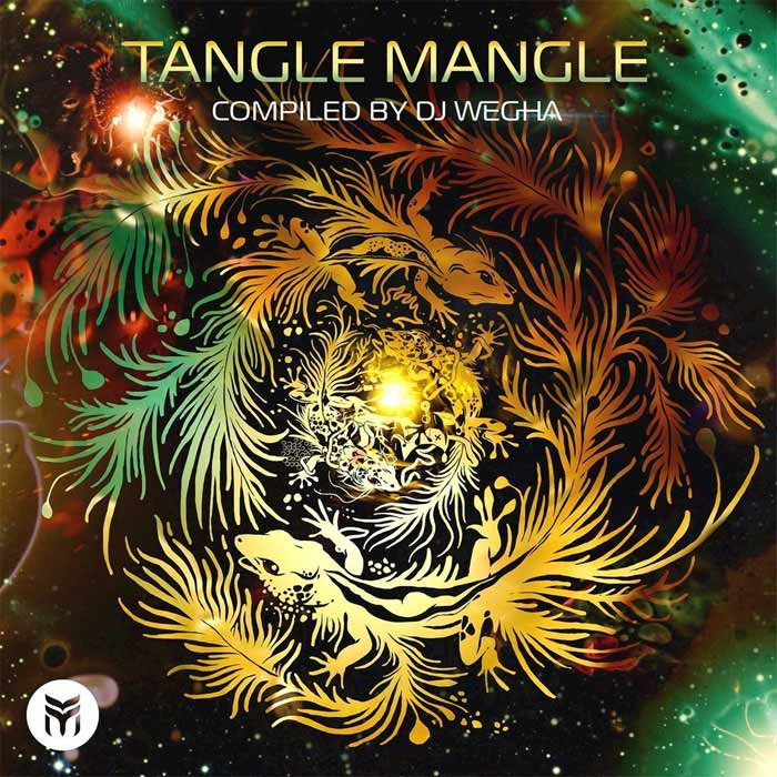 Tangle Mangle (Compiled by Dj Wegha) [2018]