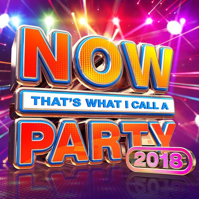 Now That's What I Call A Party 2018 [2017]
