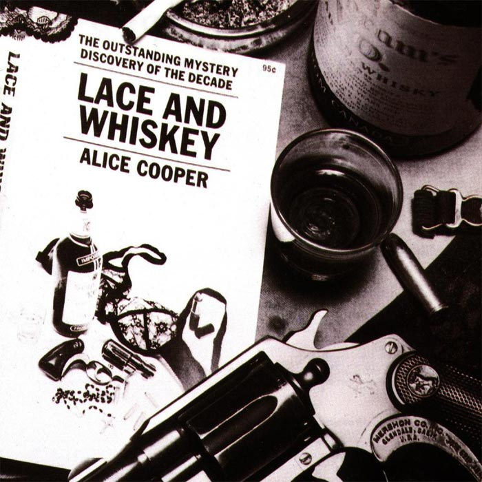 Alice Cooper - Lace and Whiskey [1977]