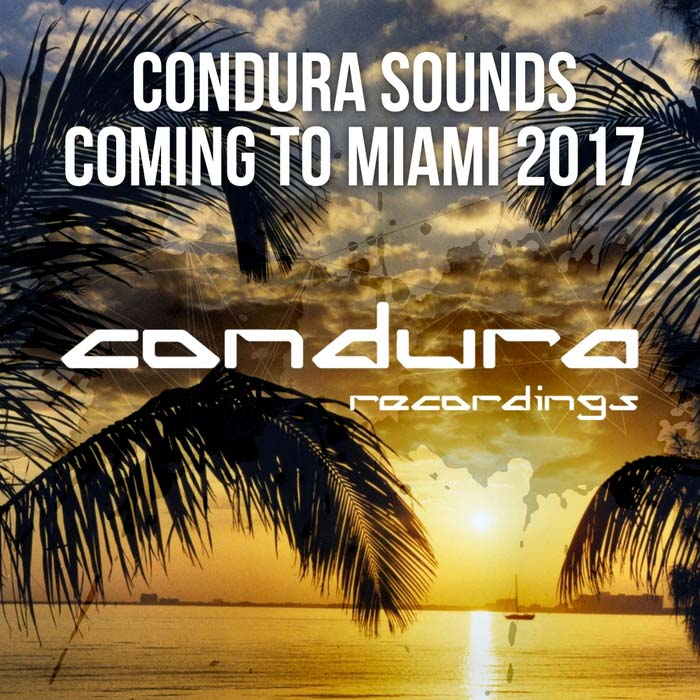 Condura Sounds Coming To Miami 2017