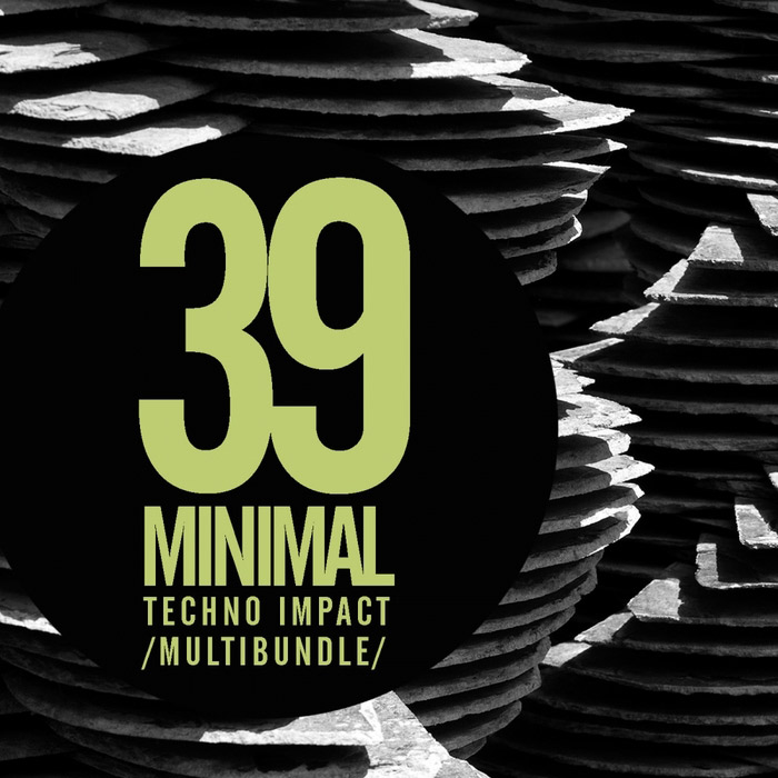 39 Minimal Techno Impact Multibundle [2018]