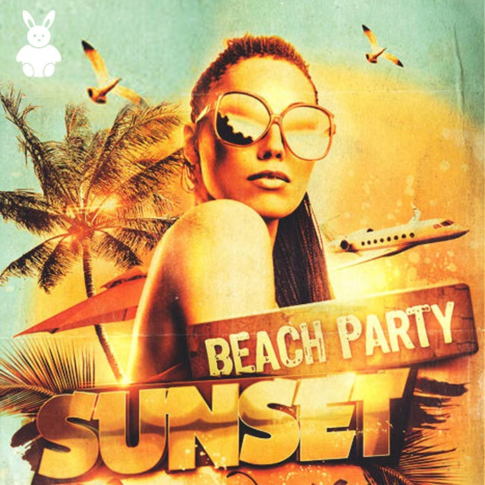 Beach Party Sunset [2017]