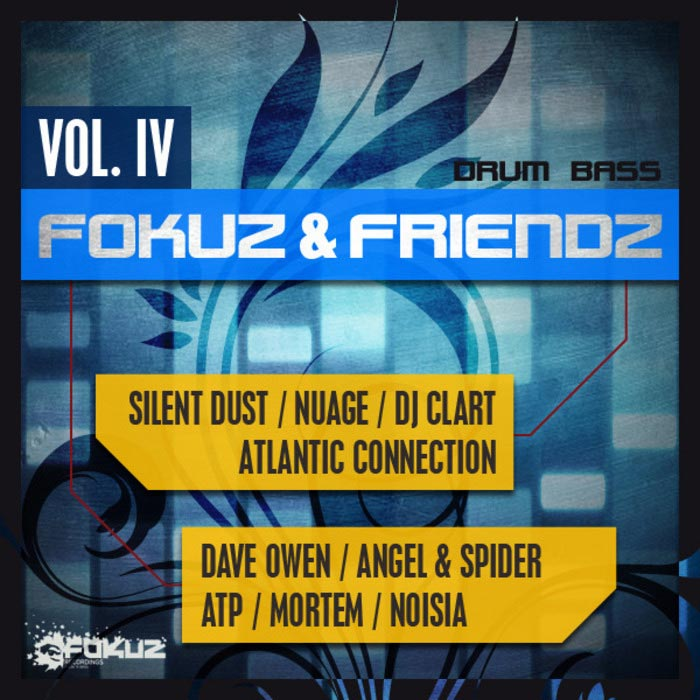 Fokuz & Friendz (Vol. 4) [2012]