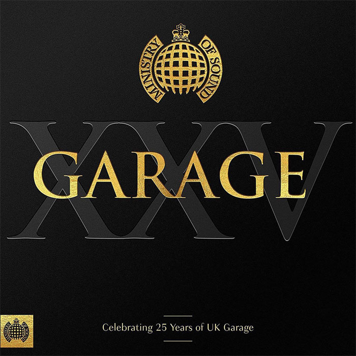 Garage XXV (Ministry Of Sound) [2017]