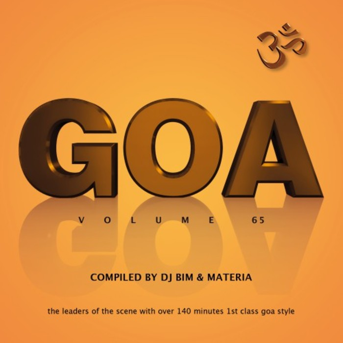 Goa Vol. 65 (Compiled by DJ BIM & Materia) [2018]