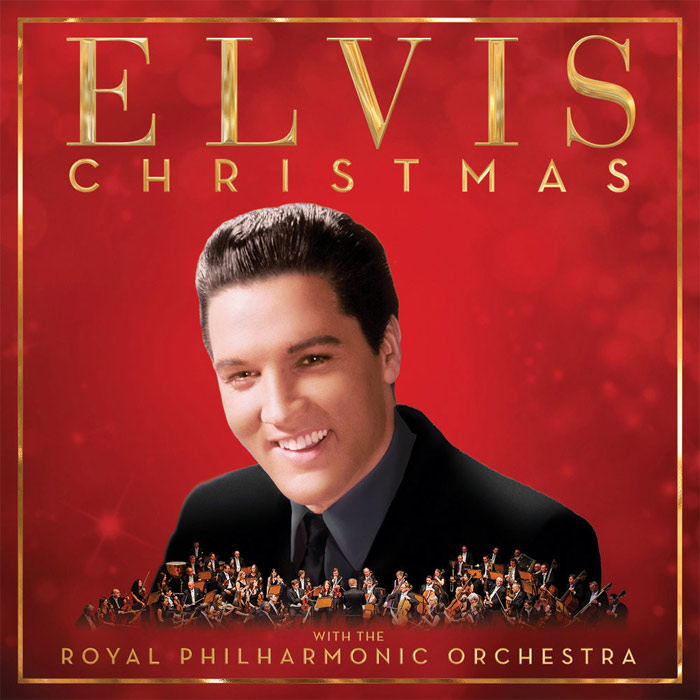 Elvis Presley - Christmas With Elvis & The Royal Philharmonic Orchestra (Deluxe Edition) [2017]