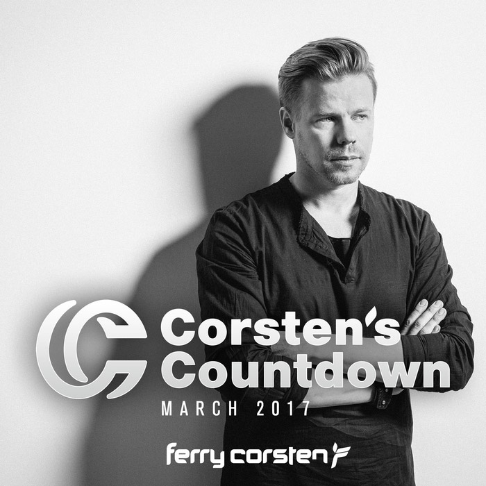 Ferry Corsten Presents Corsten's Countdown March 2017 [2017]