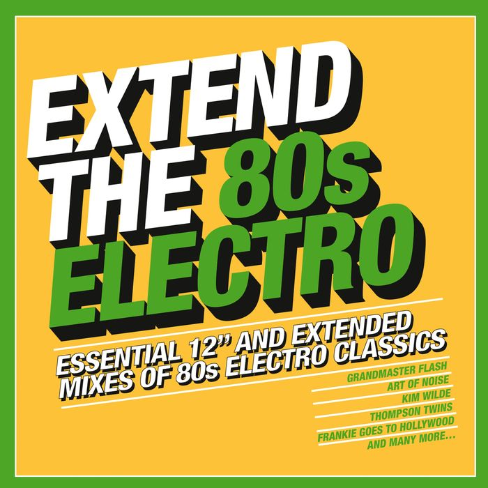 Extend The 80s Electro [2018]