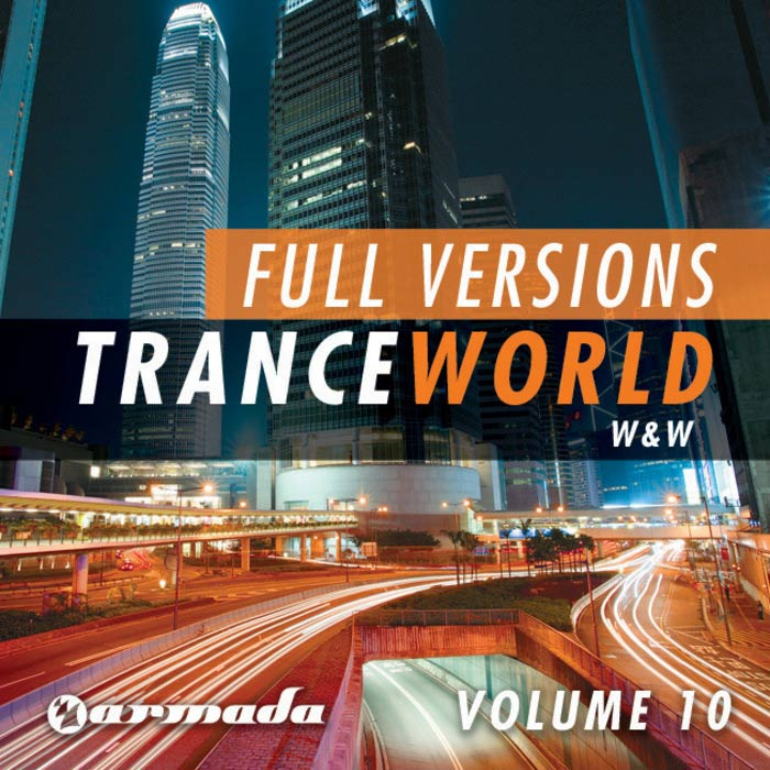 Trance World Vol. 10 (The Full Versions) [2010]
