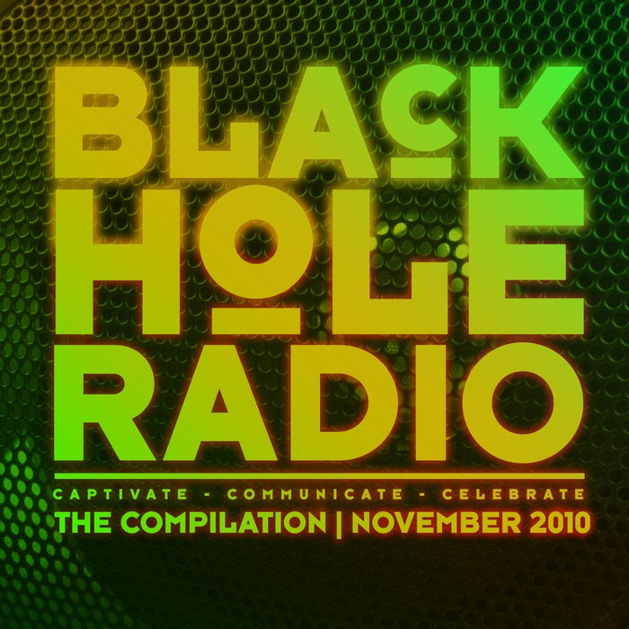 Black Hole Radio: The Compliation (November 2010) [2010]