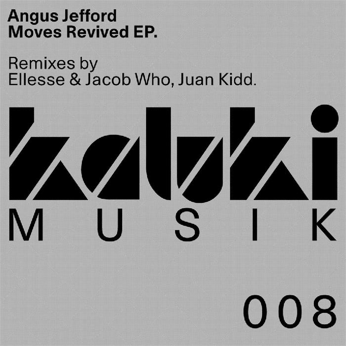 Angus Jefford - Moves Revived EP [2011]