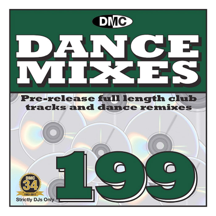 DMC Dance Mixes 199 (Strictly DJ Only) [2017]