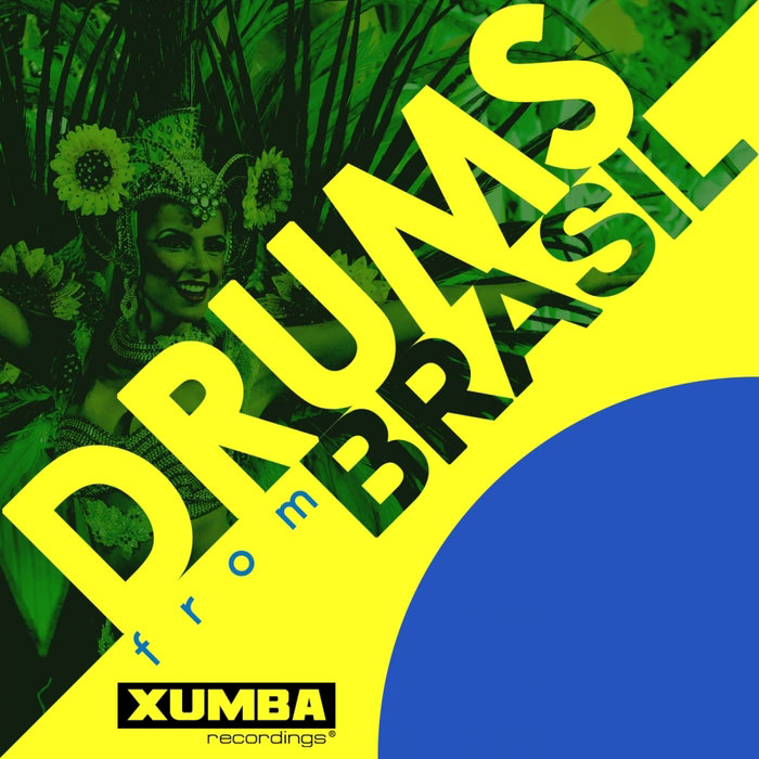 Drums From Brasil [2018]