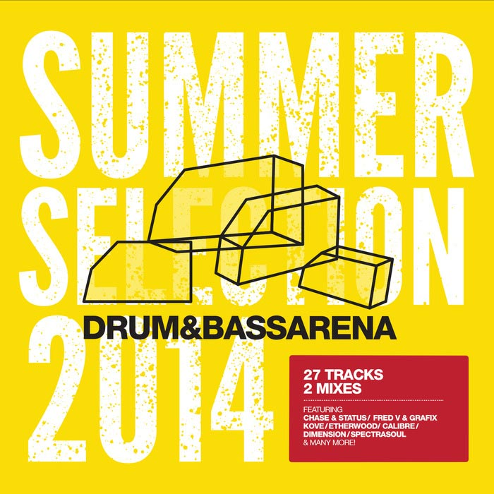 Drum & Bass Arena Summer Selection 2014 [2014]