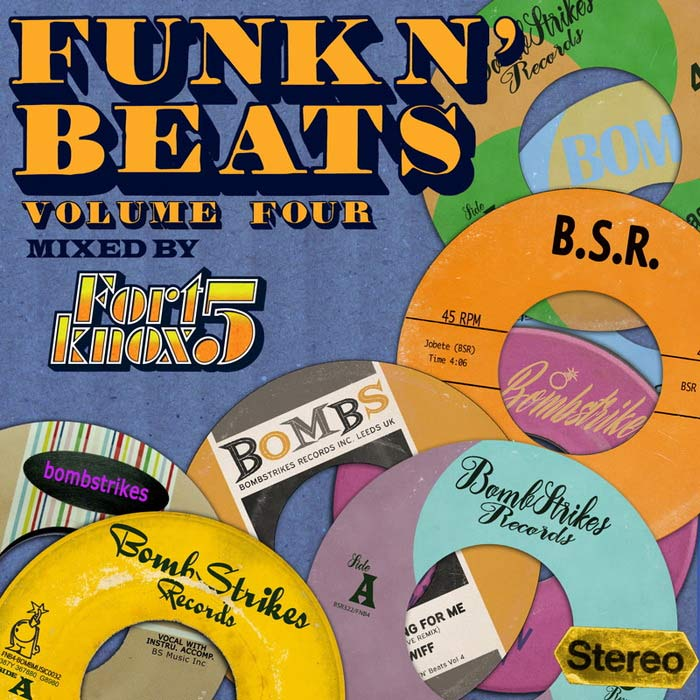 Funk N' Beats Vol. 4 (Mixed By Fort Knox Five)
