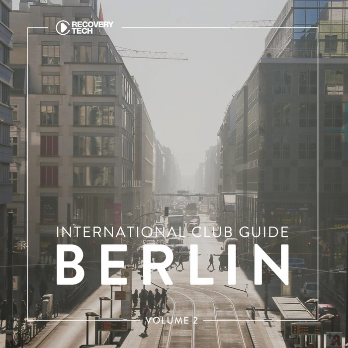 International Club Guide Berlin (Vol. 2) [2018]