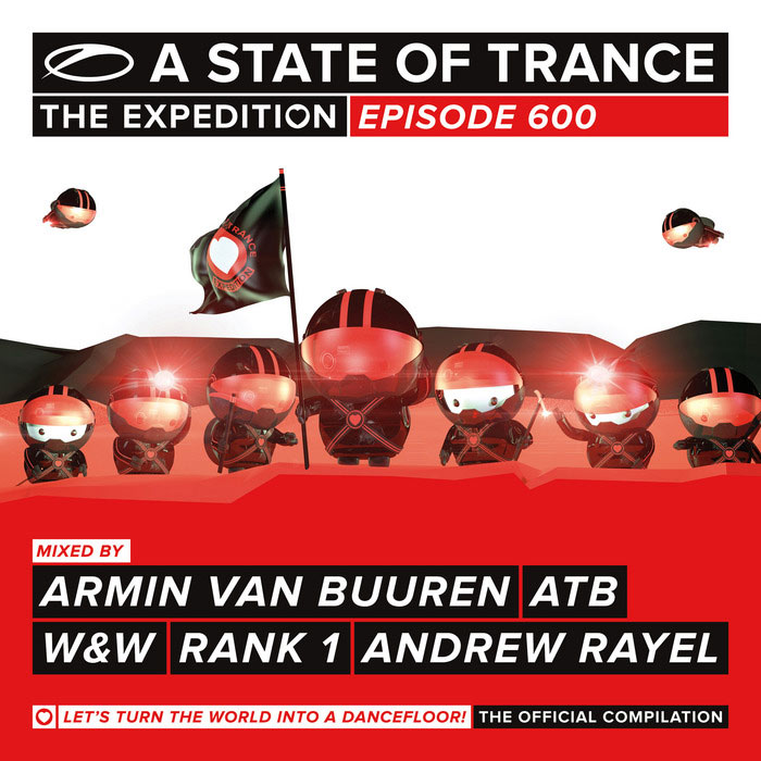 A State Of Trance 600 [2013]
