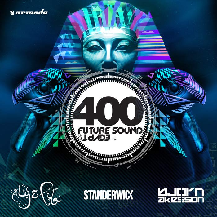 Future Sound Of Egypt 400 [2015]
