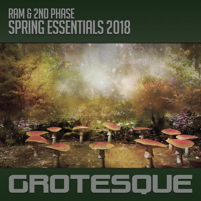 Grotesque Spring Essentials 2018 [2018]