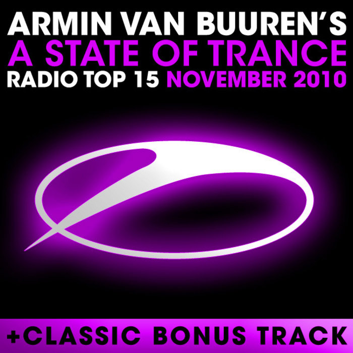 A State Of Trance Radio Top 15 November 2010 [2010]