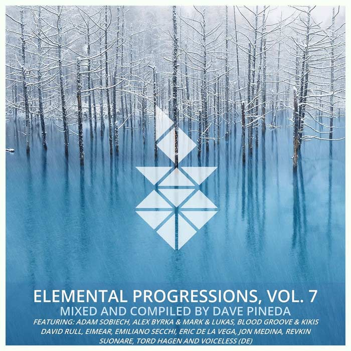 Elemental Progressions Vol. 7 (unmixed tracks) [2017]