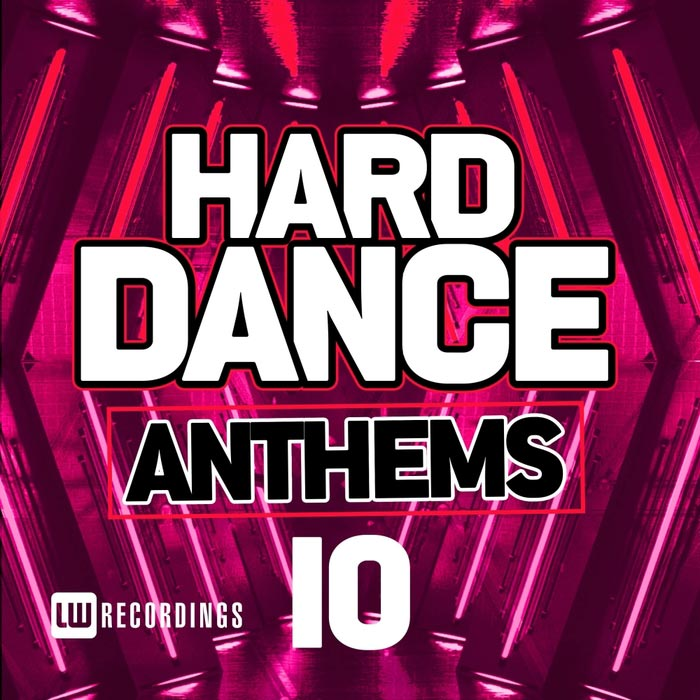 Hard Dance Anthems (Vol. 10) [2018]