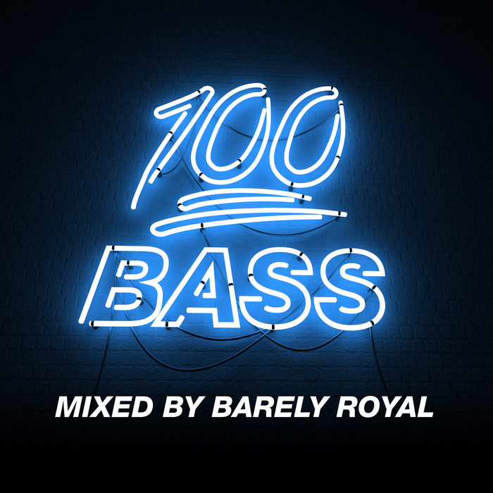 100% Bass (Mixed By Barely Royal) [2018]