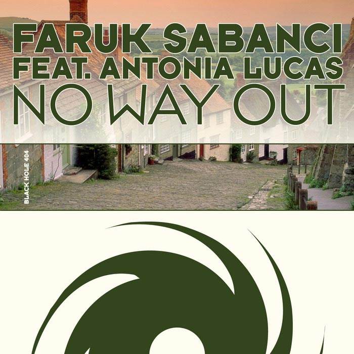 Faruk Sabanci feat. Antonia Lucas - No Way Out [2011]