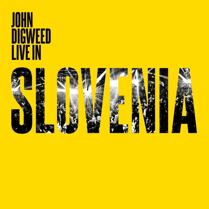 John Digweed: Live In Slovenia (unmixed tracks) [2013]