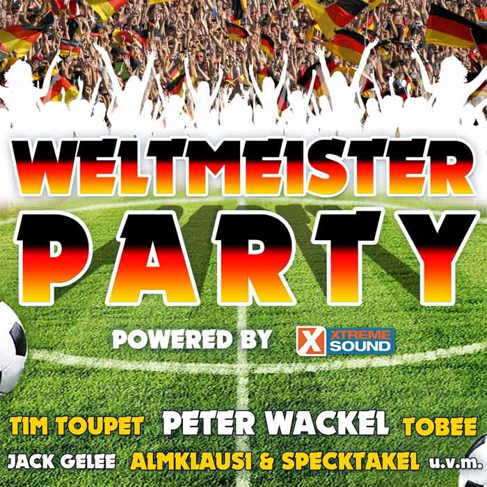 Weltmeister Party 2018 [2018]