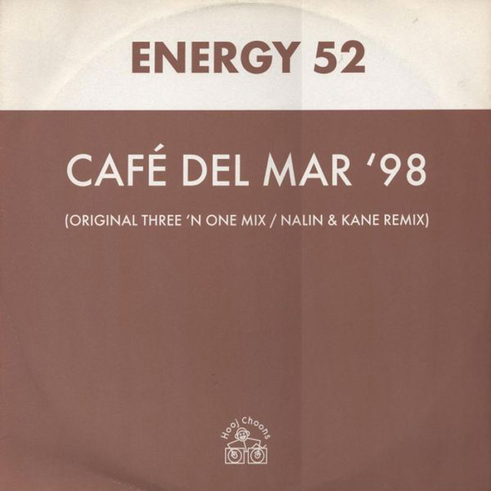 Energy 52 - Cafe Del Mar (Nalin & Kane Remix)