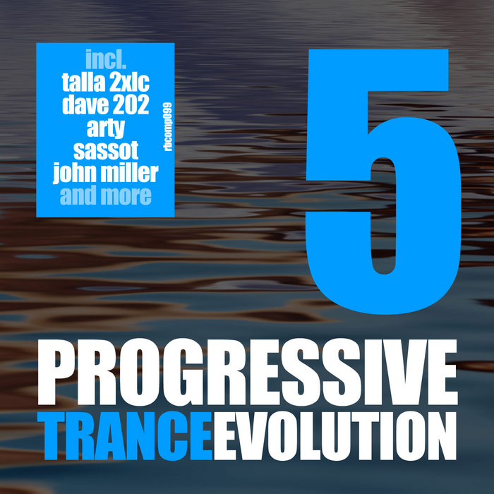 Progressive Trance Evolution (Vol. 5) [2012]