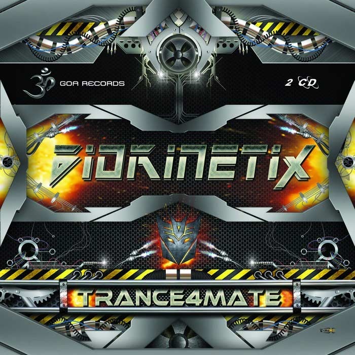 Biokinetix - Trance4mate (Best Of Goa Psy Trance Hits) [2012]