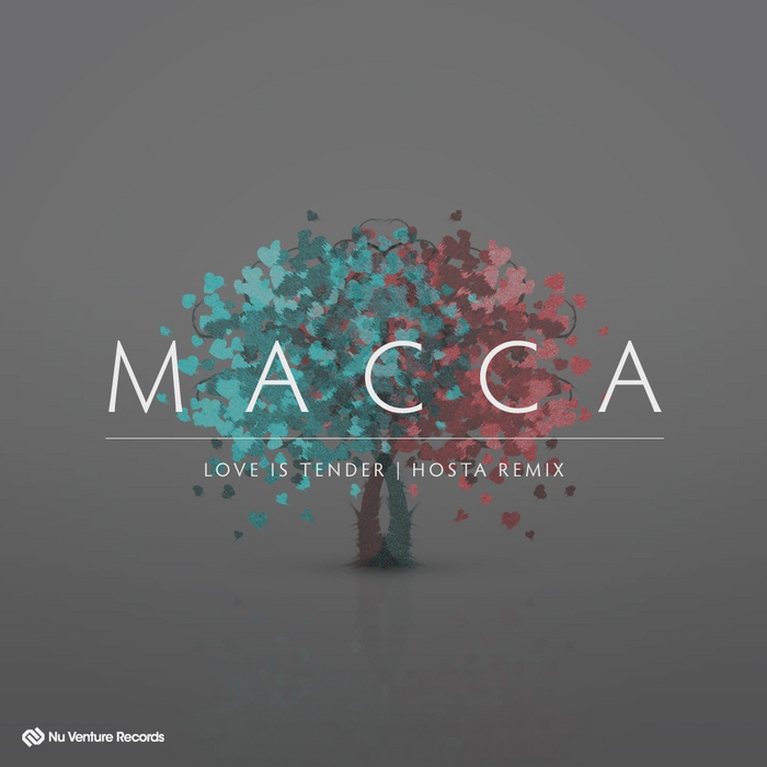 Macca - Love Is Tender (Hosta Drum & Bass remix)