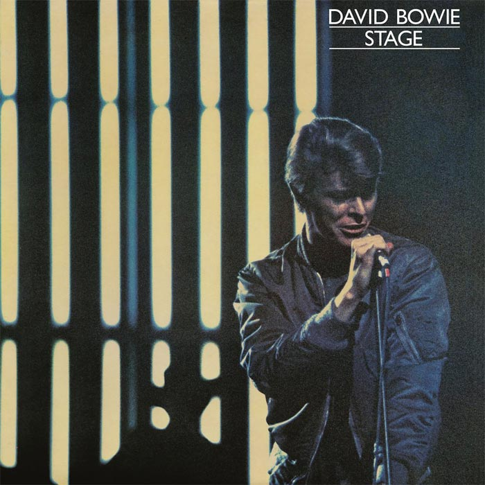 David Bowie - Stage (Live Album - Remastered Version) [2017]