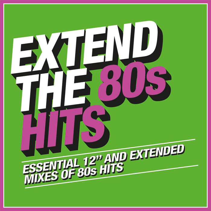 Extend The 80s Hits