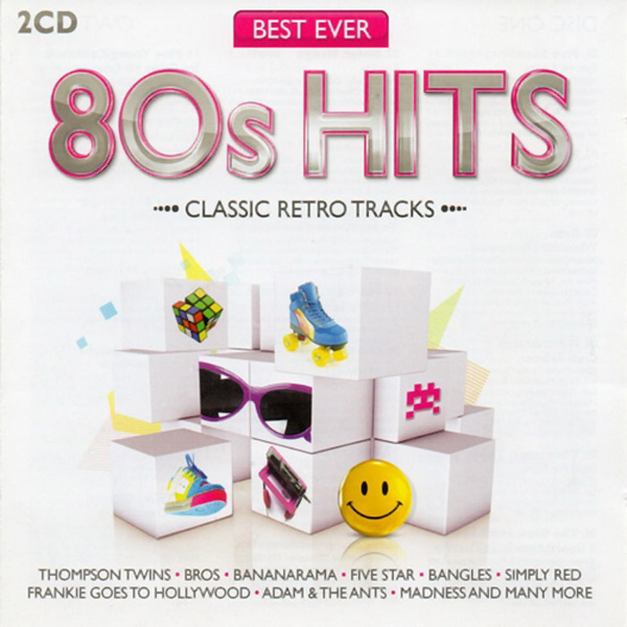 Best Ever 80s Hits [2016]