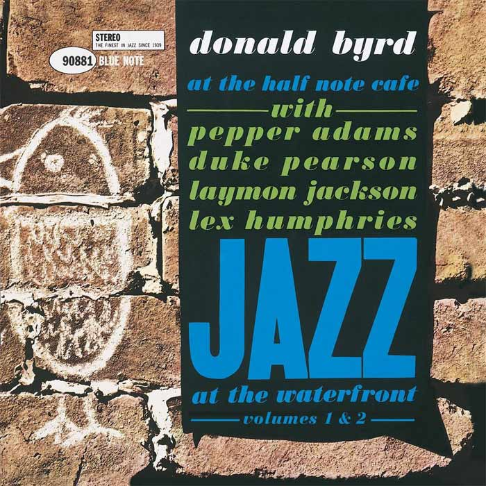 Donald Byrd - At The Half Note Cafe (Vol. 1 & 2) [1960]