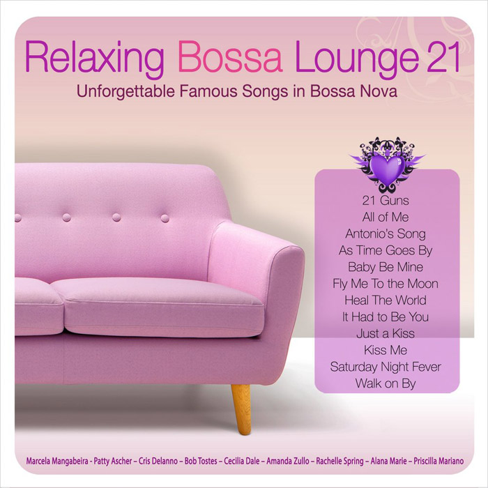 Relaxing Bossa Lounge 21 [2018]