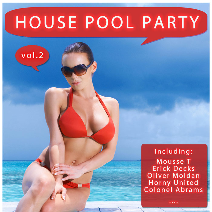 House Pool Party (Vol. 2) [2010]