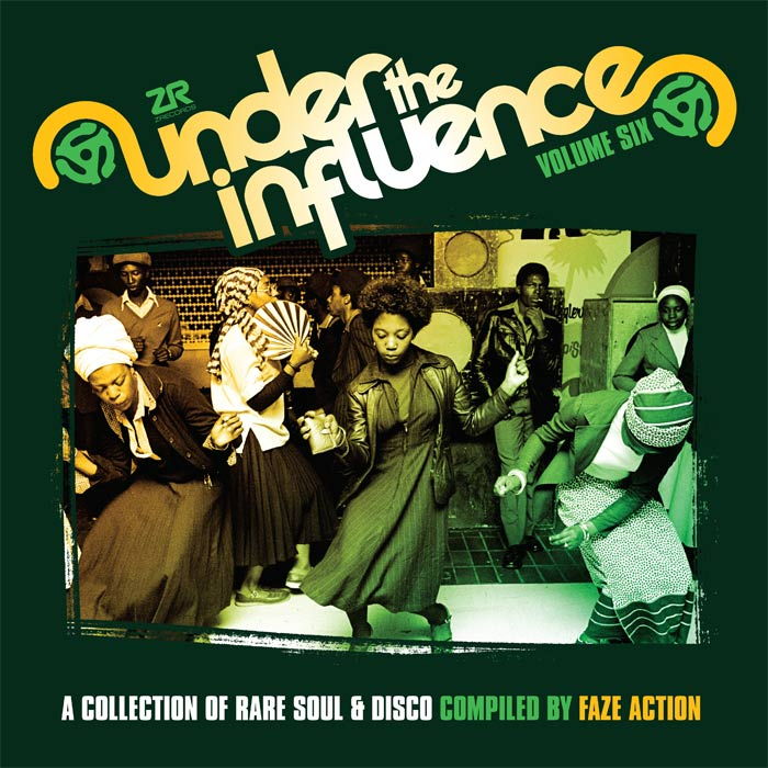 Under The Influence Vol. 6 (A Collection Of Rare Soul & Disco) [2018]