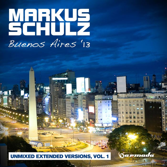 Buenos Aires '13 Vol. 1 (Unmixed Extended Versions) [2013]