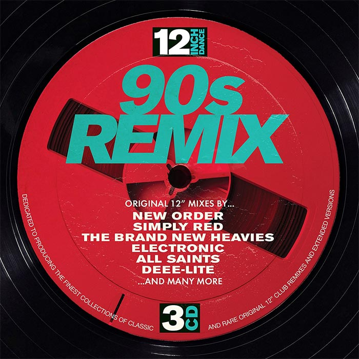 12 Inch Dance: 90s Remix [2018]