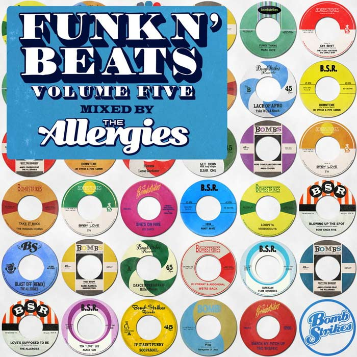 Funk n' Beats Vol. 5 (mixed by The Allergies) [2018]