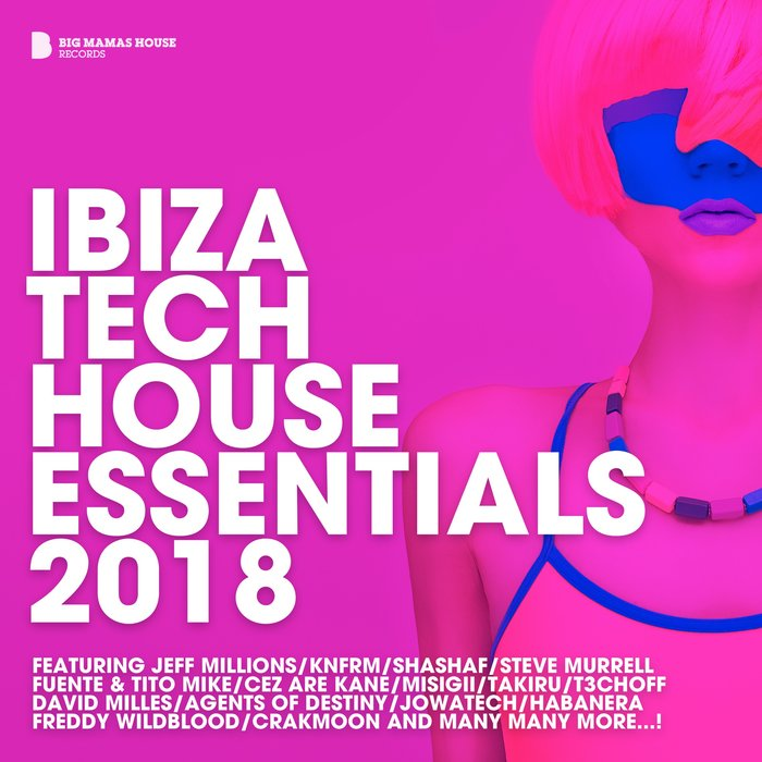 Ibiza Tech House Essentials 2018 (Big Mama's House)